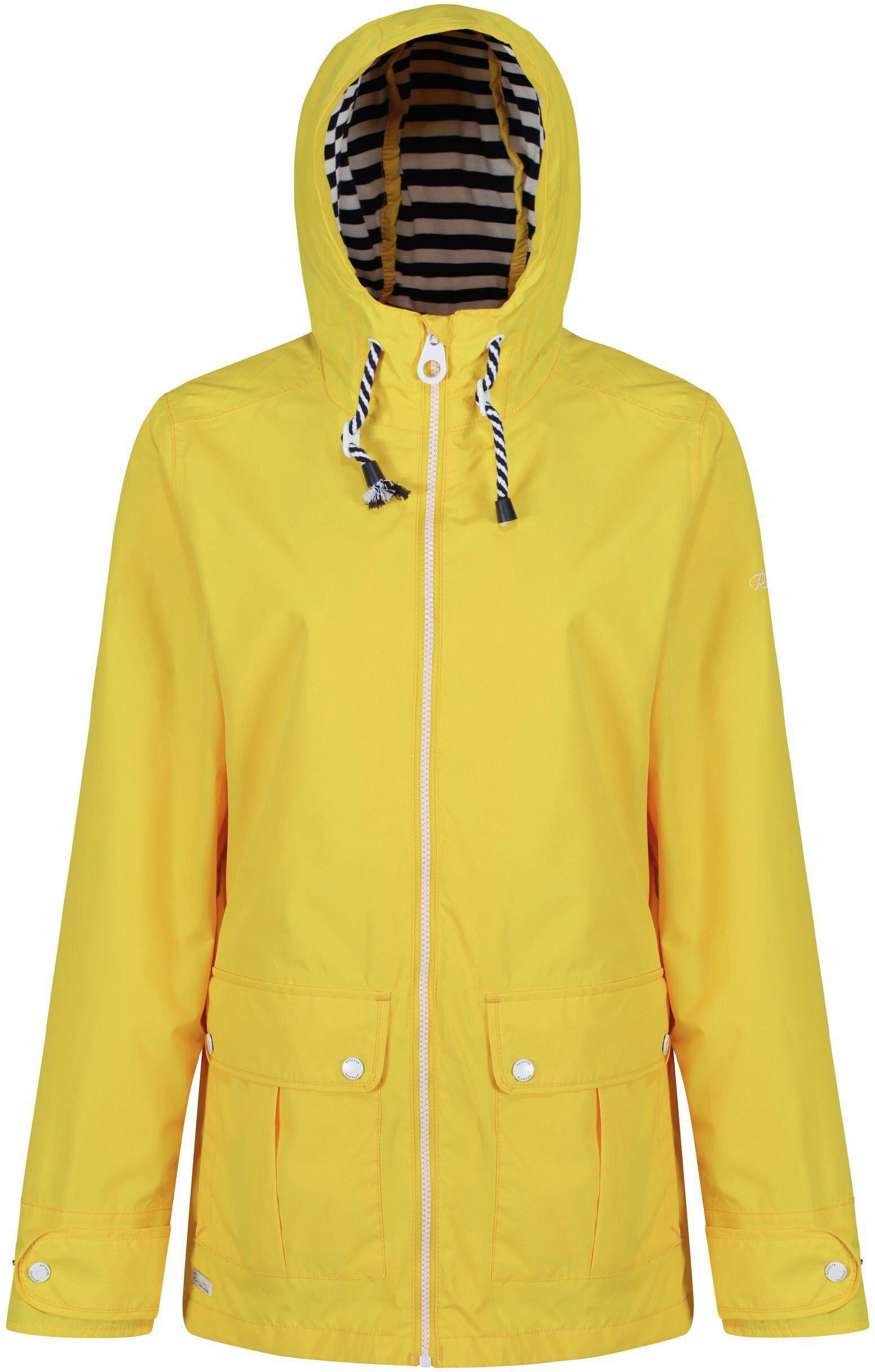 Regatta Bayeur II - Veste Femme - jaune sur CAMPZ ! 4a622875d3a2